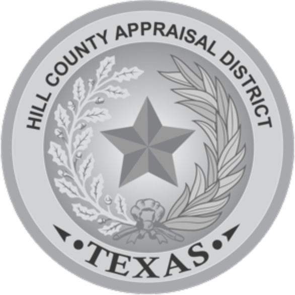 hill county appraisal district texas